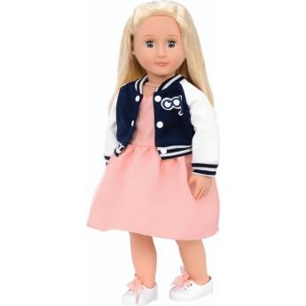 Lalka dla dzieci Terry 46cm blondynka, Our Generation
