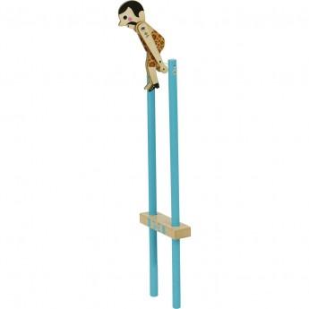 Vilac Akrobata cyrkowy zabawka +3 kolor niebieski