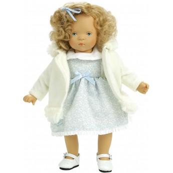 Lalka dla dzieci Luiza blondynka 27cm by S. Natterer, Petitcollin