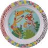 Zestaw obiadowy dla niemowląt Jungle Boogie 4 elementy, Ebulobo