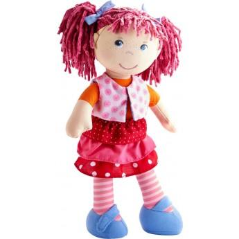 Haba Lalka szmaciana Lilli-Lou 30 cm dla dzieci +18m