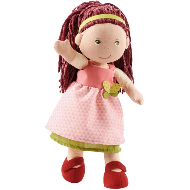 Haba Lalka szmaciana Mona 30 cm dla dzieci od 18 mc