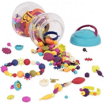 Pop-Arty! 300 elementów do zrobienia biżuterii, B.Toys