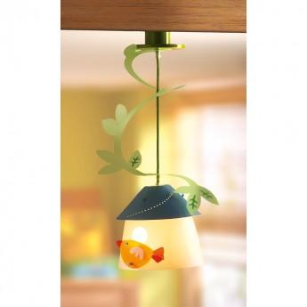 Domek Ptaszków lampa wisząca dla dzieci, Haba