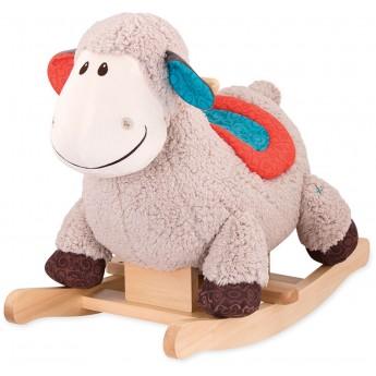 B.Toys Pluszowa owieczka na biegunach Loopsy od 18 mc