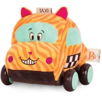 B.Toys Samochodzik dla niemowląt +10m Kotek B.Softies