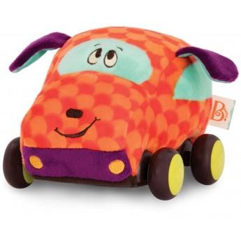 B.Toys Samochodzik dla niemowląt +10m Piesek B.Softies