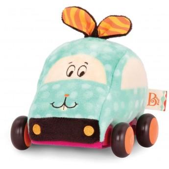 B.Toys Samochodzik dla niemowląt +10m Królik B.Softies