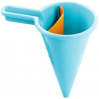 Haba Niebieski lejek do mieszania wody z piaskiem +3
