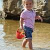 Haba konewka czerwona mała do piaskownicy lub kąpieli