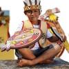 Indiański topór wojenny zabawka piankowa od 3 lat, Mystery