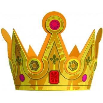 Korona Króla przebranie strój dla dzieci, Mystery