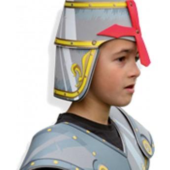 Hełm z przyłbicą Króla przebranie dla dzieci, Mystery