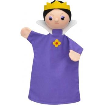 Zła Królowa pacynka na rękę do teatrzyków dla dzieci, Anima Scena