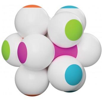Łamigłówka dla 2 latka Flexicule, Fat Brain Toys