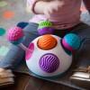 Zabawka sensoryczna pracownia Klickity, Fat Brain Toys