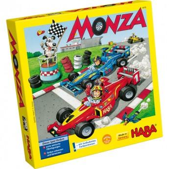 Wyścigi Samochodowe Monza gra taktyczna, Haba
