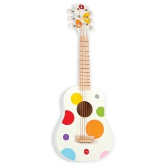 OUTLET Gitara Confetti drewniana od 3 lat