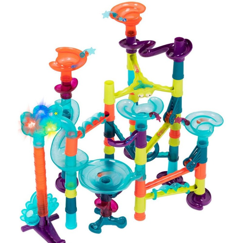 Zjeżdżalnia kulek interaktywny kulodrom, B.Toys