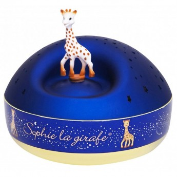 Star Projector with Music Sophie the giraffe© - 12cm