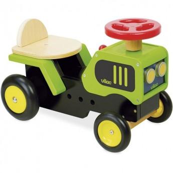 Vilac jeździk i drewniany Traktorek dla dzieci od 12 mc