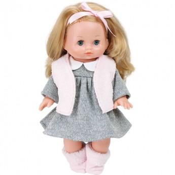 Lalka dla dzieci Calinette Lea 28cm blondynka