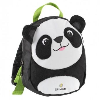 Plecaczek Littlelife Panda ze smyczą dla dziecka od 12mc