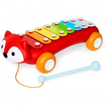 Skip Hop cymbałki Lisek dla niemowląt zabawka muzyczna