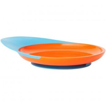 Talerz z przyssawką dla dziecka od 9 mc Orange Boon