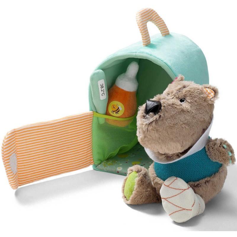 Zabawka Weterynarz Piesek Jeff dla niemowląt, Lilliputiens