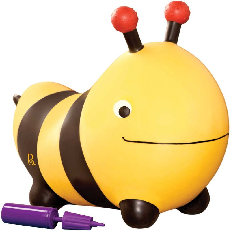 B.Toys Skoczek gumowy dla dzieci +18m Pszczoła