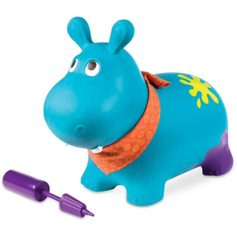 B.Toys Skoczek gumowy dla dzieci +18m Hipcio