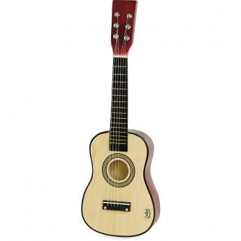 Vilac Gitara dla dzieci zabawka drewniana