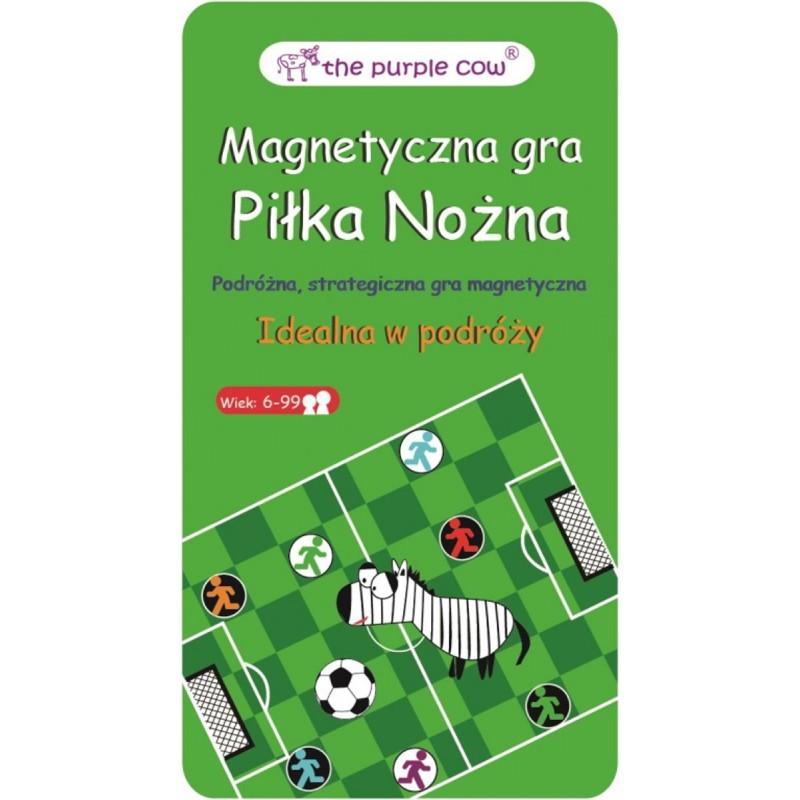 Piłka nożna gra magnetyczna, The Purple Cow