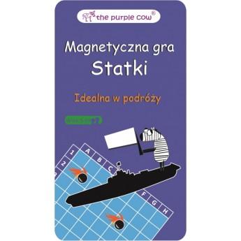 Statki gra magnetyczna +5, The Purple Cow