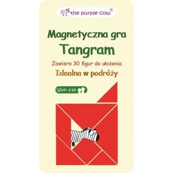 Tangram magnetyczny gra +6, The Purple Cow