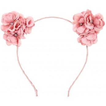 Opaska do włosów dla dzieci Salma z bukietami kwiatów, Souza!