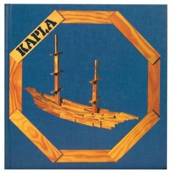 Książka nr 2 różne budowle klocków dla 8-latków, Kapla