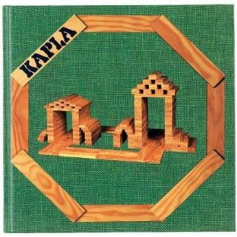 Książka nr 3 architektura budowle dla 4-latków, Kapla