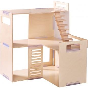 Haba Domek drewniany dla lalek Villa Little Friends