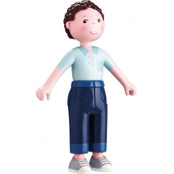 Tata Michael lalka plastikowa do domków Little Friends, Haba