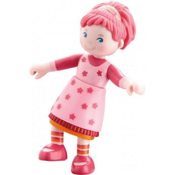 Laleczka Lili plastikowa do domków Little Friends, Haba