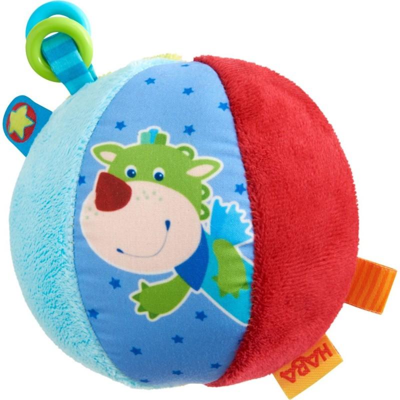Haba Piłka Myszka i Smok zabawka sensoryczna dla niemowląt
