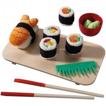 Sushi jedzenie do zabawy dla dzieci +3, Haba