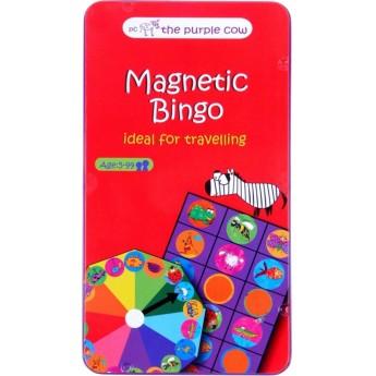 Bingo gra magnetyczna podróżna od 3 lat, The Purple Cow