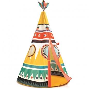 Djeco namiot indiański tipi do zabawy dla dzieci +3