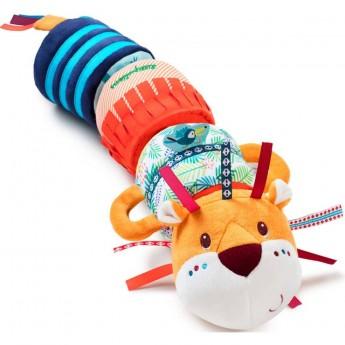 Lilliputiens Lew Jack edukacyjna zabawka dla niemowląt