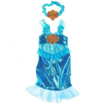 Sukienka dla lalek 30cm Maryola strój syrenki, Souza!