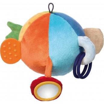 Piłka manipulacyjna dla niemowląt Blue Collection, Sigikid