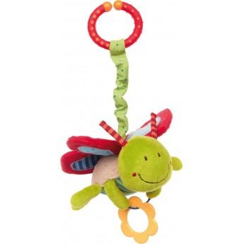 Zawieszka sensoryczna Motyl dla niemowląt PlayQ, Sigikid